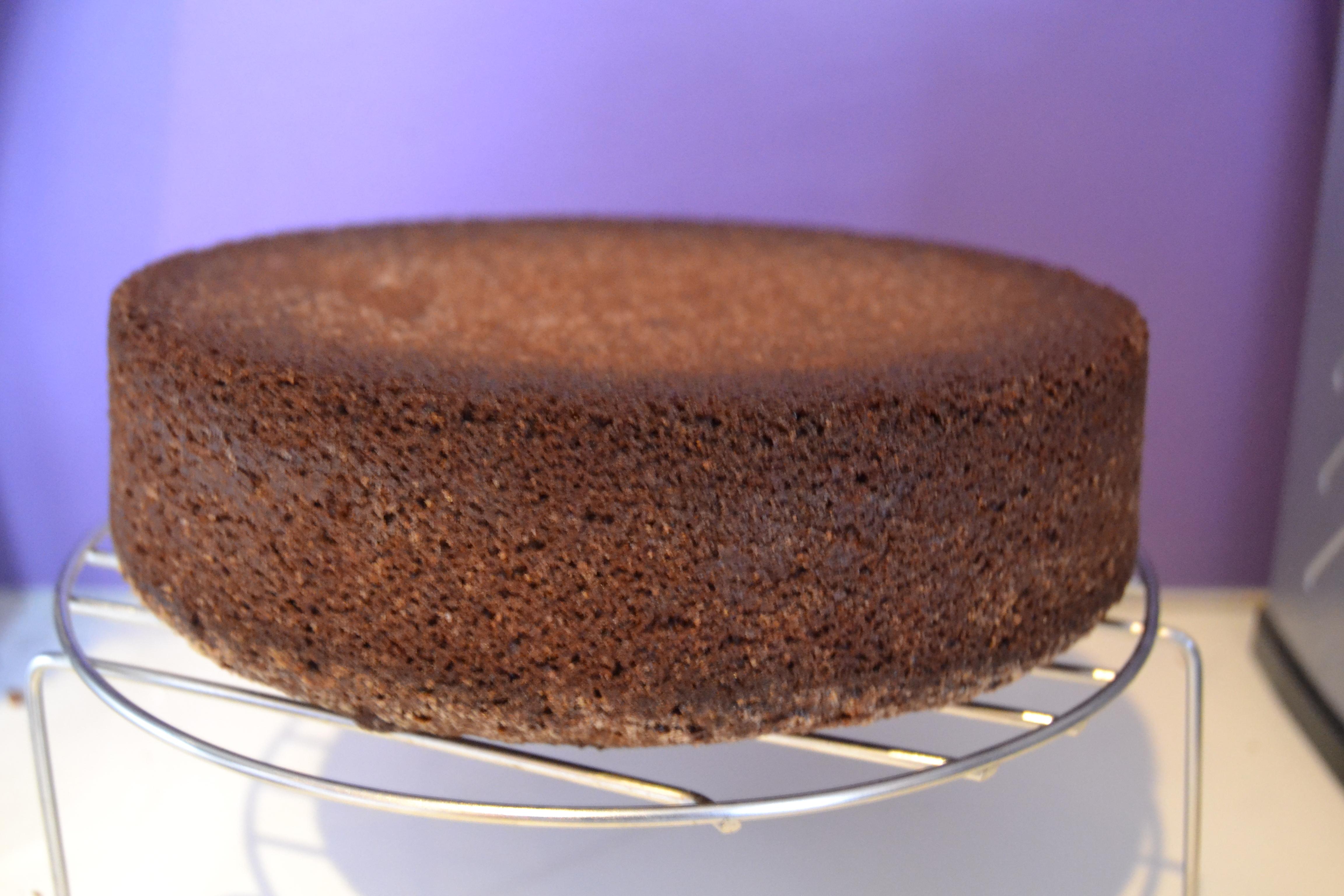 Recette pour faire un gateau au chocolat moelleux